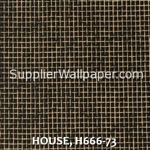 HOUSE, H666-73