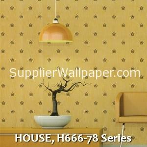 HOUSE, H666-78 Series