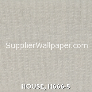 HOUSE, H666-8