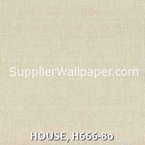 HOUSE, H666-80