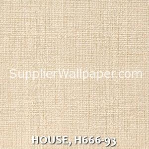 HOUSE, H666-93