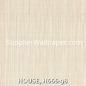 HOUSE, H666-98