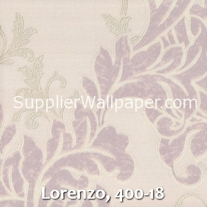 Lorenzo, 400-18