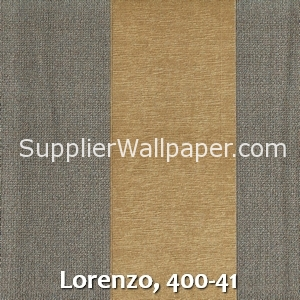 Lorenzo, 400-41