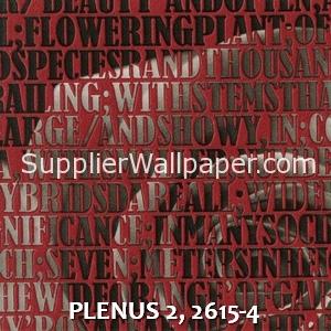 PLENUS 2, 2615-4