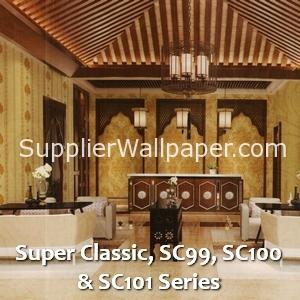 Super Classic, SC99, SC100 & SC101 Series