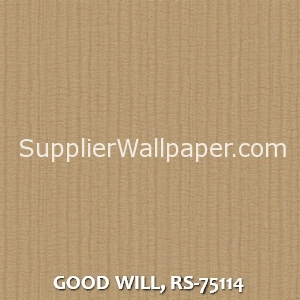 GOOD WILL, RS-75114