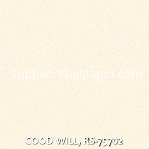 GOOD WILL, RS-75702