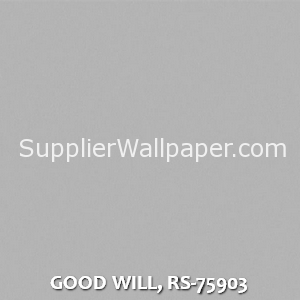 GOOD WILL, RS-75903