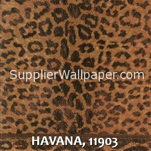 HAVANA, 11903