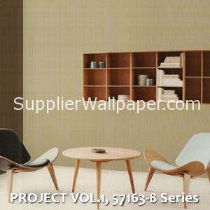 PROJECT VOL.1, 57163-8 Series