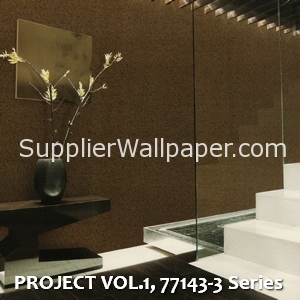 PROJECT VOL.1, 77143-3 Series