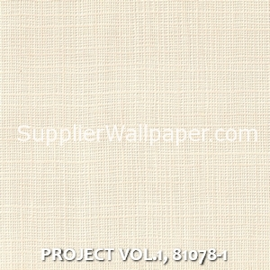 PROJECT VOL.1, 81078-1