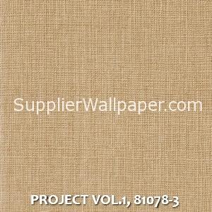 PROJECT VOL.1, 81078-3