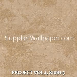 PROJECT VOL.1, 81081-5