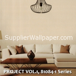 PROJECT VOL.1, 81084-1 Series