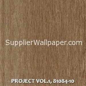 PROJECT VOL.1, 81084-10