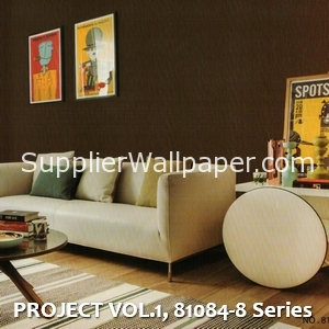 PROJECT VOL.1, 81084-8 Series