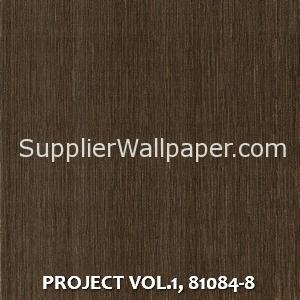 PROJECT VOL.1, 81084-8