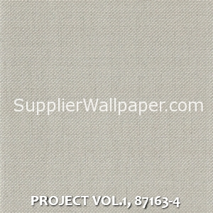 PROJECT VOL.1, 87163-4