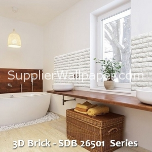 3D Brick - SDB 26501 Series