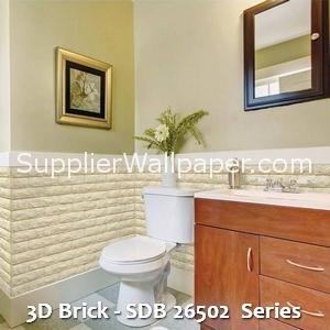 3D Brick - SDB 26502 Series