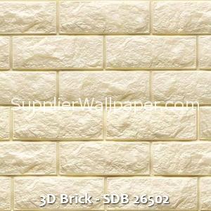 3D Brick - SDB 26502