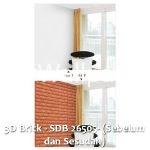 Wallcover 3D Brick