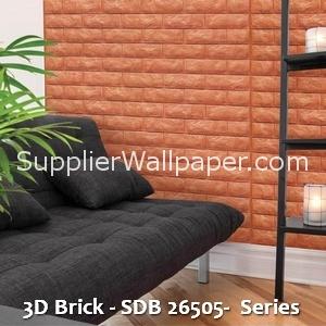 3D Brick - SDB 26505- Series