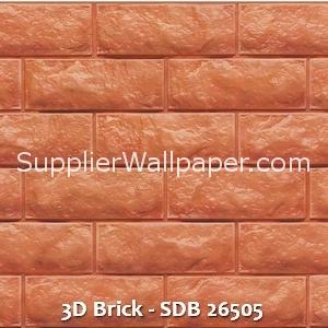 3D Brick - SDB 26505