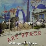 Wallpaper Art Space