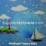 Wallpaper Happy Baby