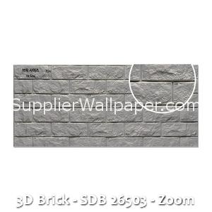 Jual Wallcover 3d Brick Murah Toko Wallcover 3d Brick
