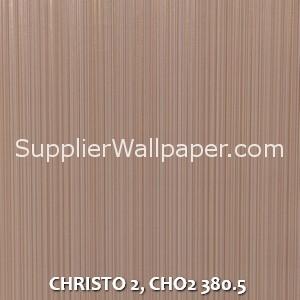 CHRISTO 2, CHO2 380.5