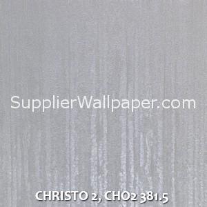 CHRISTO 2, CHO2 381.5