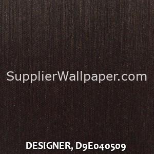 DESIGNER, D9E040509