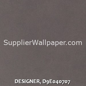 DESIGNER, D9E040707