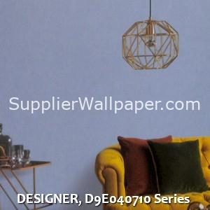 DESIGNER, D9E040710 Series