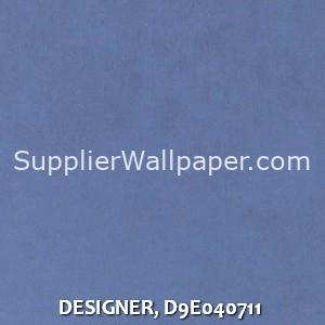 DESIGNER, D9E040711