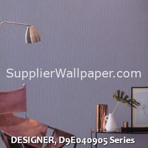 DESIGNER, D9E040905 Series