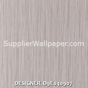 DESIGNER, D9E040907