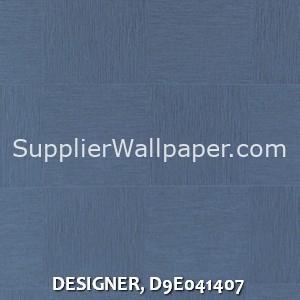 DESIGNER, D9E041407