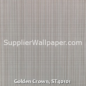 Golden Crown, ST40101