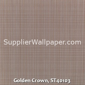 Golden Crown, ST40103