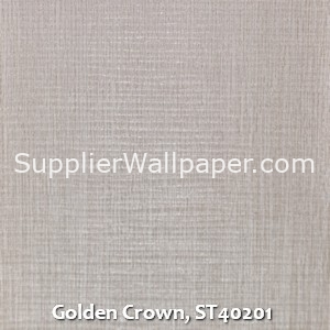 Golden Crown, ST40201