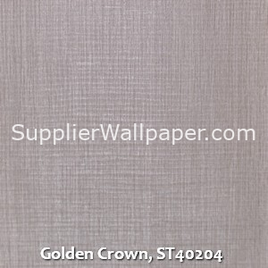 Golden Crown, ST40204