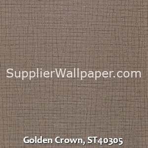 Golden Crown, ST40305