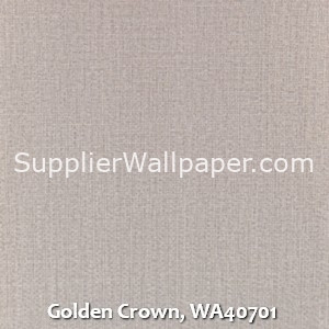 Golden Crown, WA40701