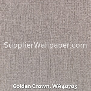 Golden Crown, WA40703