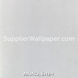 MONO, 6112-1